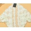 外贸品牌 时尚百搭 编织蝙蝠袖 披肩