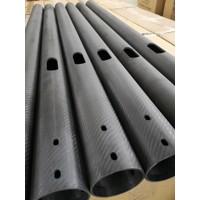 加工生产大直径碳纤维管